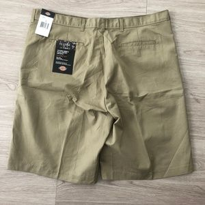 Dickies Young Mens Flat Front Classic Fit Shorts